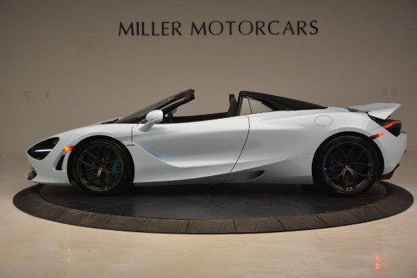 New 2020 McLaren 720S Spider for sale Sold at Alfa Romeo of Greenwich in Greenwich CT 06830 2