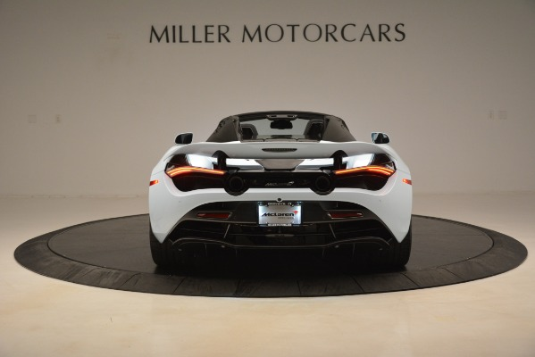 New 2020 McLaren 720S Spider for sale Sold at Alfa Romeo of Greenwich in Greenwich CT 06830 4
