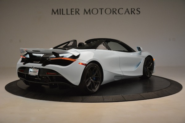 New 2020 McLaren 720S Spider for sale Sold at Alfa Romeo of Greenwich in Greenwich CT 06830 5