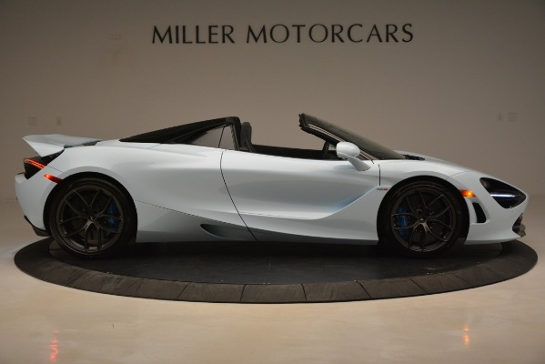 New 2020 McLaren 720S Spider for sale Sold at Alfa Romeo of Greenwich in Greenwich CT 06830 6