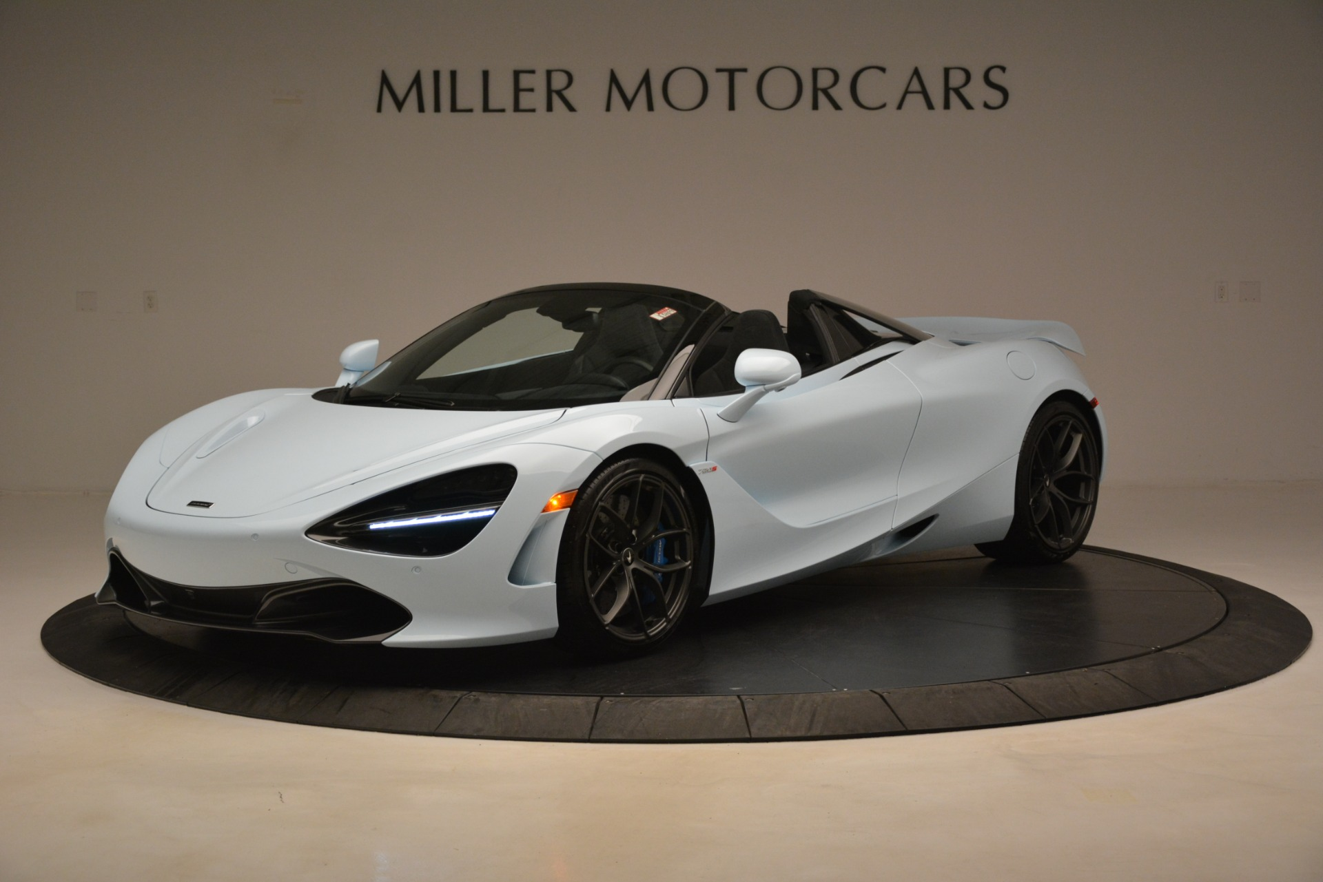 New 2020 McLaren 720S Spider for sale Sold at Alfa Romeo of Greenwich in Greenwich CT 06830 1