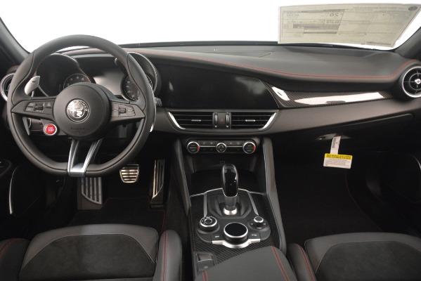 New 2019 Alfa Romeo Giulia Quadrifoglio for sale Sold at Alfa Romeo of Greenwich in Greenwich CT 06830 18