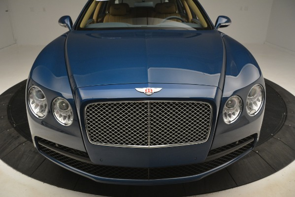 Used 2016 Bentley Flying Spur V8 for sale Sold at Alfa Romeo of Greenwich in Greenwich CT 06830 13