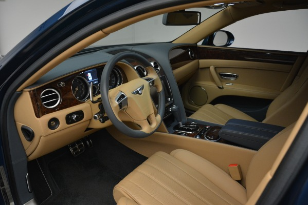Used 2016 Bentley Flying Spur V8 for sale Sold at Alfa Romeo of Greenwich in Greenwich CT 06830 17