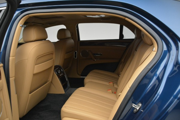 Used 2016 Bentley Flying Spur V8 for sale Sold at Alfa Romeo of Greenwich in Greenwich CT 06830 21