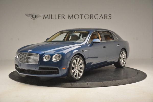 Used 2016 Bentley Flying Spur V8 for sale Sold at Alfa Romeo of Greenwich in Greenwich CT 06830 1