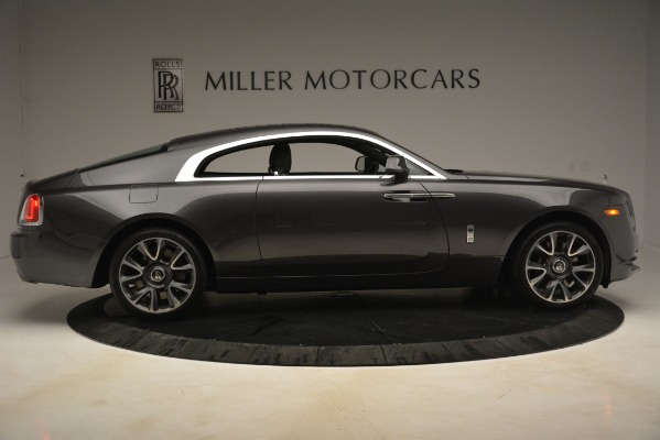 Used 2018 Rolls-Royce Wraith for sale Sold at Alfa Romeo of Greenwich in Greenwich CT 06830 10