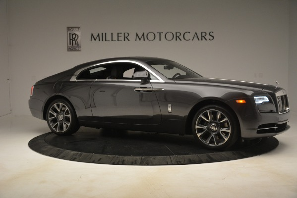 Used 2018 Rolls-Royce Wraith for sale Sold at Alfa Romeo of Greenwich in Greenwich CT 06830 11