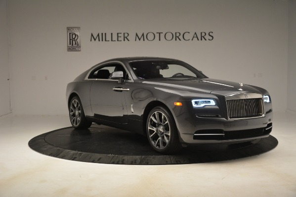Used 2018 Rolls-Royce Wraith for sale Sold at Alfa Romeo of Greenwich in Greenwich CT 06830 12