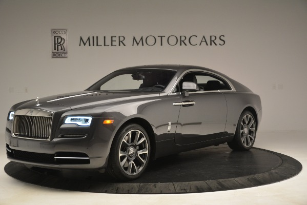 Used 2018 Rolls-Royce Wraith for sale Sold at Alfa Romeo of Greenwich in Greenwich CT 06830 3