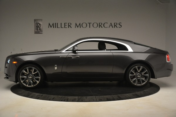 Used 2018 Rolls-Royce Wraith for sale Sold at Alfa Romeo of Greenwich in Greenwich CT 06830 4