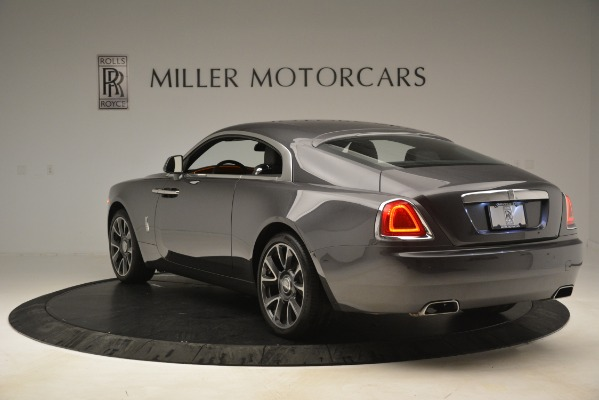 Used 2018 Rolls-Royce Wraith for sale Sold at Alfa Romeo of Greenwich in Greenwich CT 06830 6