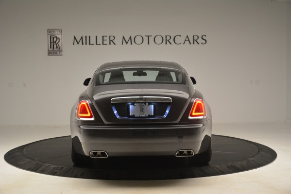 Used 2018 Rolls-Royce Wraith for sale Sold at Alfa Romeo of Greenwich in Greenwich CT 06830 7