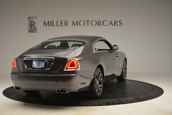 Used 2018 Rolls-Royce Wraith for sale Sold at Alfa Romeo of Greenwich in Greenwich CT 06830 8