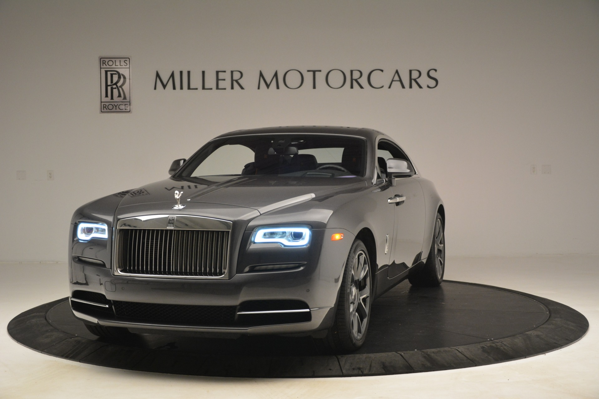 Used 2018 Rolls-Royce Wraith for sale Sold at Alfa Romeo of Greenwich in Greenwich CT 06830 1