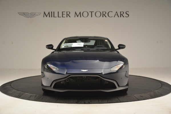 New 2019 Aston Martin Vantage V8 for sale Sold at Alfa Romeo of Greenwich in Greenwich CT 06830 12