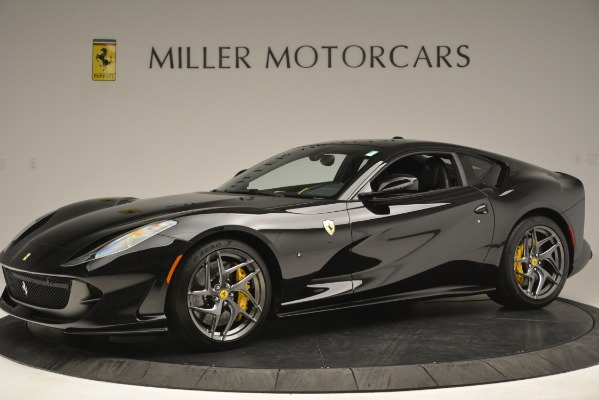 Used 2019 Ferrari 812 Superfast for sale Sold at Alfa Romeo of Greenwich in Greenwich CT 06830 2