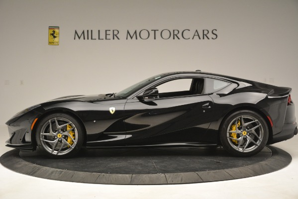 Used 2019 Ferrari 812 Superfast for sale Sold at Alfa Romeo of Greenwich in Greenwich CT 06830 3