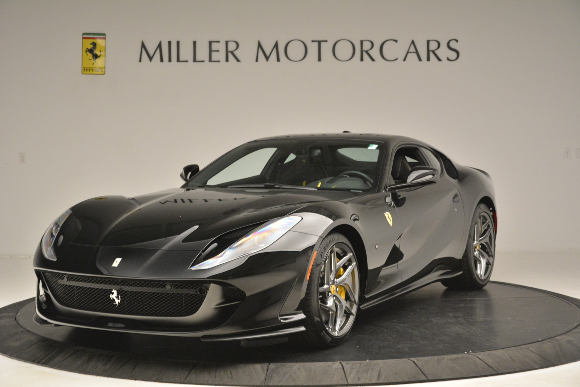 Used 2019 Ferrari 812 Superfast for sale Sold at Alfa Romeo of Greenwich in Greenwich CT 06830 1