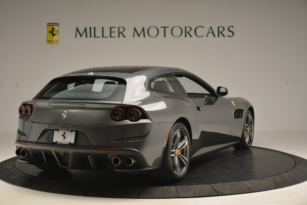 Used 2018 Ferrari GTC4Lusso for sale Sold at Alfa Romeo of Greenwich in Greenwich CT 06830 7