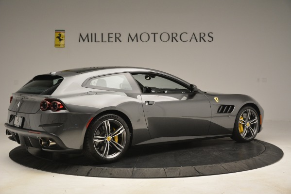 Used 2018 Ferrari GTC4Lusso for sale Sold at Alfa Romeo of Greenwich in Greenwich CT 06830 8