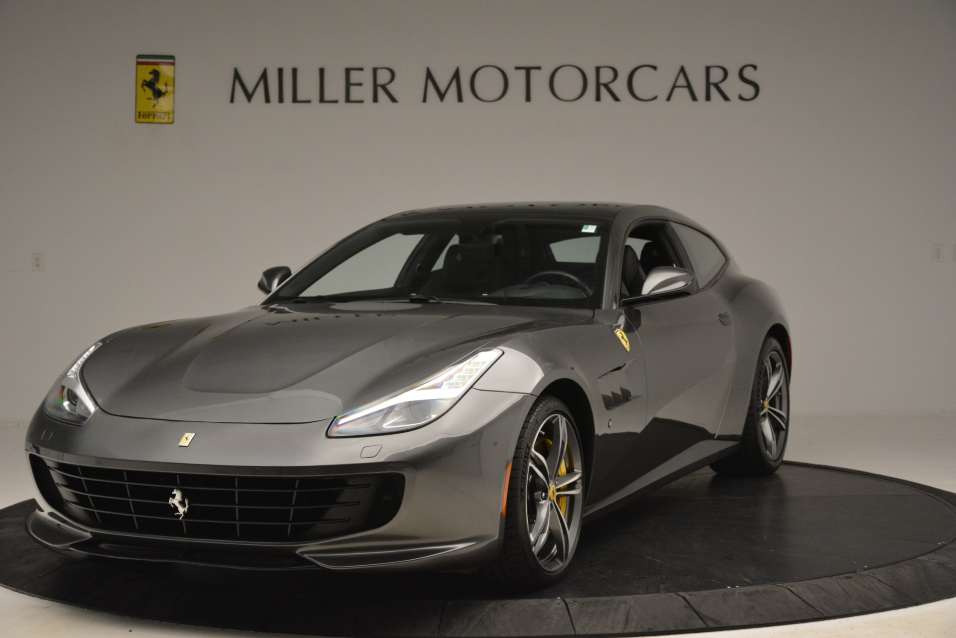 Used 2018 Ferrari GTC4Lusso for sale Sold at Alfa Romeo of Greenwich in Greenwich CT 06830 1