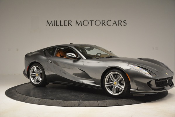 Used 2018 Ferrari 812 Superfast for sale $335,900 at Alfa Romeo of Greenwich in Greenwich CT 06830 10