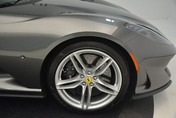 Used 2018 Ferrari 812 Superfast for sale $335,900 at Alfa Romeo of Greenwich in Greenwich CT 06830 13