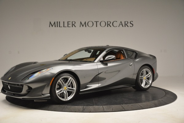 Used 2018 Ferrari 812 Superfast for sale $335,900 at Alfa Romeo of Greenwich in Greenwich CT 06830 2