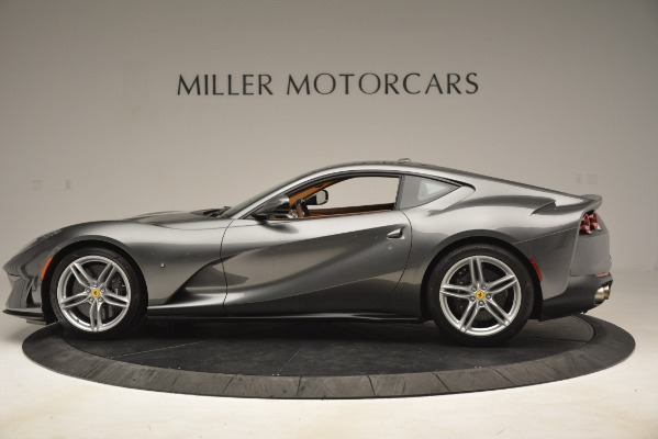 Used 2018 Ferrari 812 Superfast for sale $335,900 at Alfa Romeo of Greenwich in Greenwich CT 06830 3