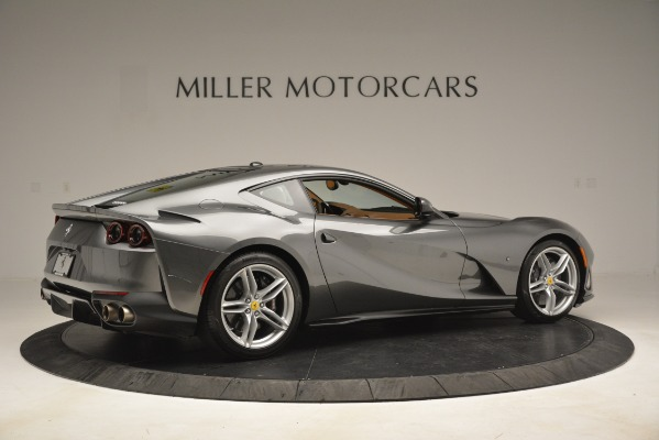 Used 2018 Ferrari 812 Superfast for sale $335,900 at Alfa Romeo of Greenwich in Greenwich CT 06830 8