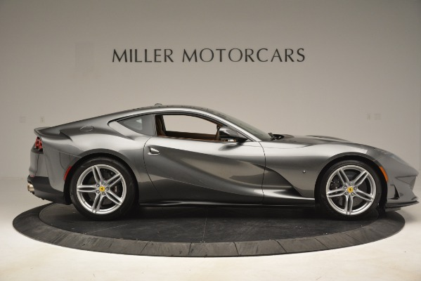 Used 2018 Ferrari 812 Superfast for sale $335,900 at Alfa Romeo of Greenwich in Greenwich CT 06830 9