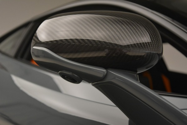 Used 2018 McLaren 720S Coupe for sale Sold at Alfa Romeo of Greenwich in Greenwich CT 06830 23