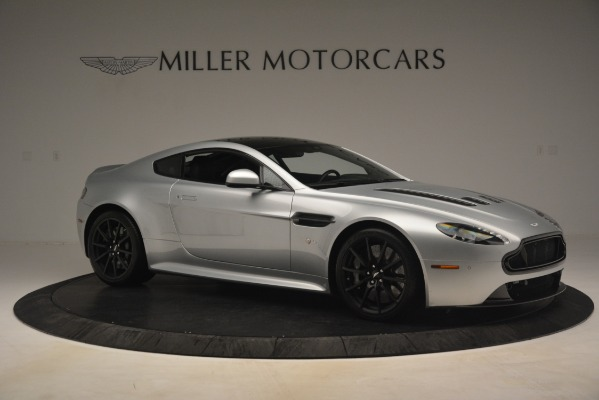 Used 2015 Aston Martin V12 Vantage S Coupe for sale Sold at Alfa Romeo of Greenwich in Greenwich CT 06830 10