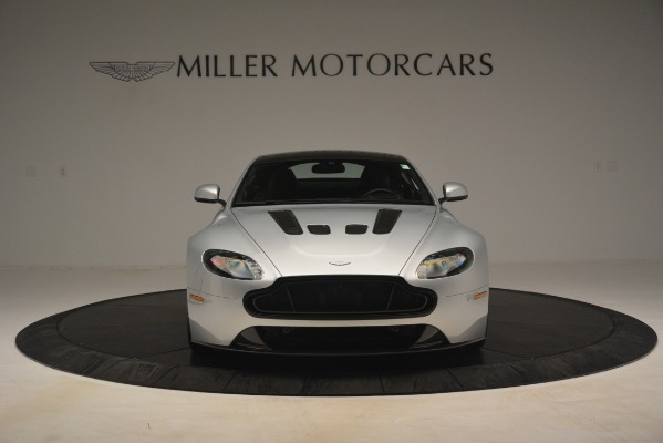Used 2015 Aston Martin V12 Vantage S Coupe for sale Sold at Alfa Romeo of Greenwich in Greenwich CT 06830 12