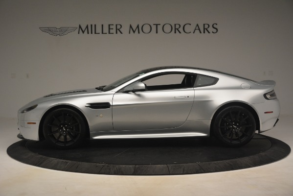 Used 2015 Aston Martin V12 Vantage S Coupe for sale Sold at Alfa Romeo of Greenwich in Greenwich CT 06830 3