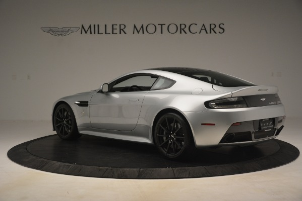 Used 2015 Aston Martin V12 Vantage S Coupe for sale $99,900 at Alfa Romeo of Greenwich in Greenwich CT 06830 4