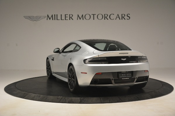 Used 2015 Aston Martin V12 Vantage S Coupe for sale Sold at Alfa Romeo of Greenwich in Greenwich CT 06830 5