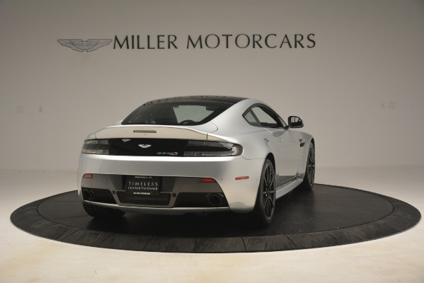 Used 2015 Aston Martin V12 Vantage S Coupe for sale $99,900 at Alfa Romeo of Greenwich in Greenwich CT 06830 7