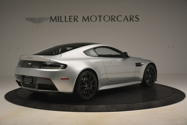 Used 2015 Aston Martin V12 Vantage S Coupe for sale $99,900 at Alfa Romeo of Greenwich in Greenwich CT 06830 8
