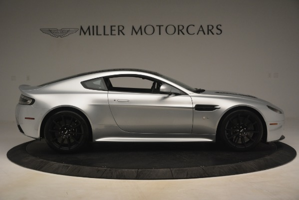 Used 2015 Aston Martin V12 Vantage S Coupe for sale Sold at Alfa Romeo of Greenwich in Greenwich CT 06830 9