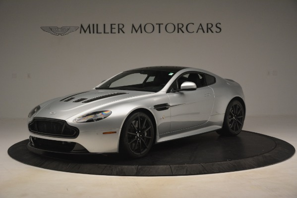 Used 2015 Aston Martin V12 Vantage S Coupe for sale $99,900 at Alfa Romeo of Greenwich in Greenwich CT 06830 1