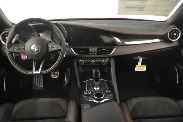New 2019 Alfa Romeo Giulia Quadrifoglio for sale Sold at Alfa Romeo of Greenwich in Greenwich CT 06830 17