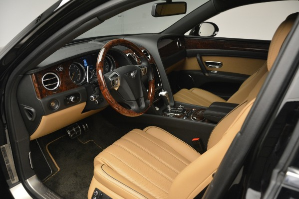 Used 2016 Bentley Flying Spur V8 for sale Sold at Alfa Romeo of Greenwich in Greenwich CT 06830 20