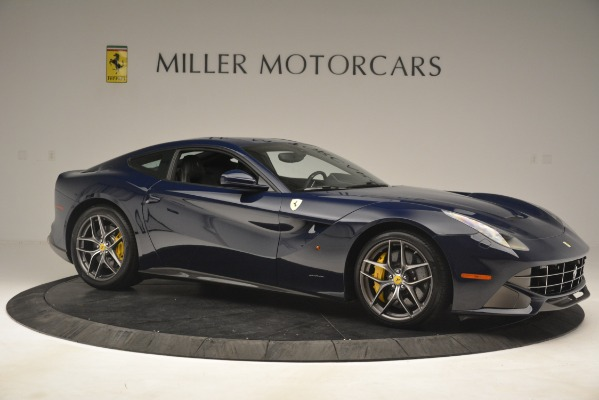 Used 2016 Ferrari F12 Berlinetta for sale Sold at Alfa Romeo of Greenwich in Greenwich CT 06830 11