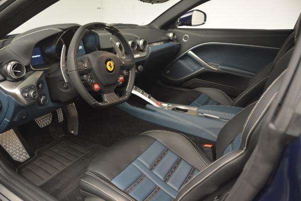 Used 2016 Ferrari F12 Berlinetta for sale Sold at Alfa Romeo of Greenwich in Greenwich CT 06830 13