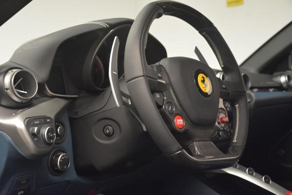 Used 2016 Ferrari F12 Berlinetta for sale Sold at Alfa Romeo of Greenwich in Greenwich CT 06830 18