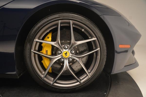Used 2016 Ferrari F12 Berlinetta for sale Sold at Alfa Romeo of Greenwich in Greenwich CT 06830 24