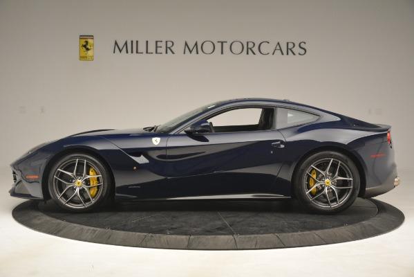 Used 2016 Ferrari F12 Berlinetta for sale Sold at Alfa Romeo of Greenwich in Greenwich CT 06830 3
