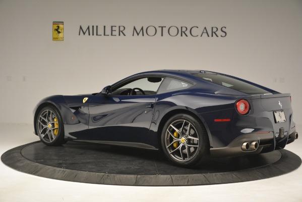 Used 2016 Ferrari F12 Berlinetta for sale Sold at Alfa Romeo of Greenwich in Greenwich CT 06830 4